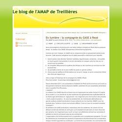 En lumière : la compagnie du GASE à Rezé - Le blog de l'AMAP de Treillières