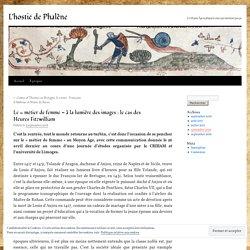 Le «métier de femme» à la lumière des images: le cas des Heures Fitzwilliam
