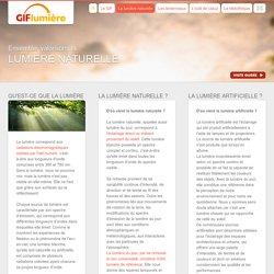 GIF Lumière - La lumière naturelle : définitions