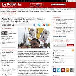 """Pape: dans """"Lumière du monde"""", le """"panzer cardinal"""" change de visage, actualité Monde : Le Point"""