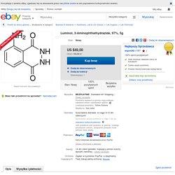 Luminol 3 Aminophthalhydrazide 97 5G