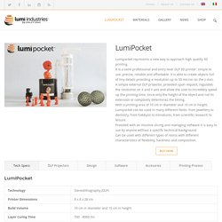 LumiPocket - Lumi Industries