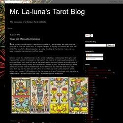 Mr. La-luna's Tarot Blog: Tarot de Marsella Robledo