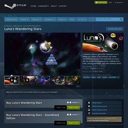 Luna's Wandering Stars ve službě Steam