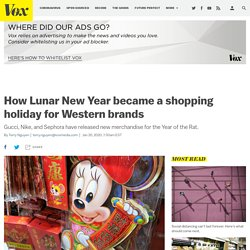 Lunar New Year: Gucci, Nike, and Apple made it a brand holiday