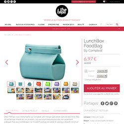 LunchBox FoodBag - TheTops Cuisine - Achat/Vente - LunchBox FoodBag - Thetops