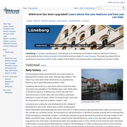 Lüneburg travel guide