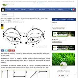 » Jetez vos lunettes! Des milliers de personnes ont amélioré leur vision avec cette méthode!Aider Son Prochain