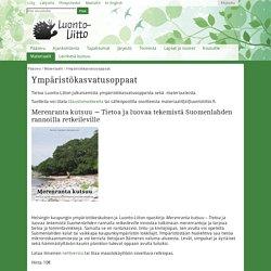 Ympäristökasvatusoppaat — Luonto-Liitto