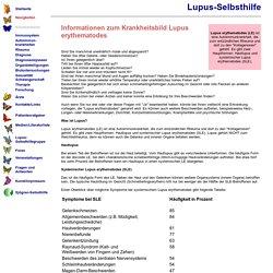 Lupus-Selbsthilfe im Internet