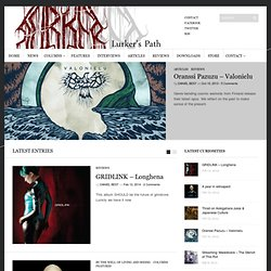 LURKER | Underground & Independent Art.