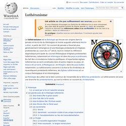 Luthéranisme