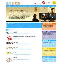 Lutin Userlab : Partenaires