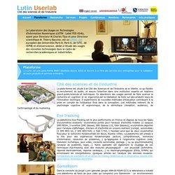 Lutin Userlab : Plateforme