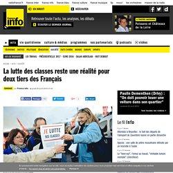 La lutte des classes reste une réalité pour deux tiers des Français
