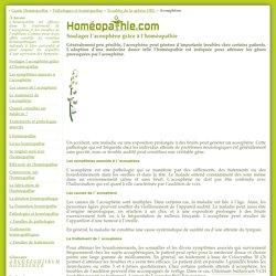 Lutter contre l'acouphène avec l'homéopathie