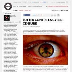 Lutter contre la Cyber-Censure
