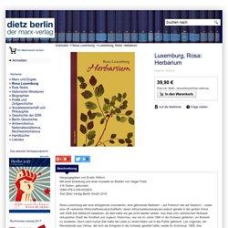 Luxemburg, Rosa: Herbarium - Poland