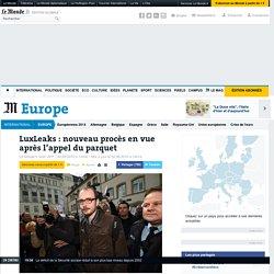 LuxLeaks: nouveau procès en vue après l'appel du parquet
