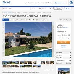 Luxueux et spacieux espagnol Finca (Villa) avec piscine privée près de Séville - Aljarafe