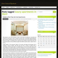Luxury Apartments in Worli - Seven Serviced Apartments