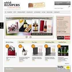 Gift Hampers, Corporate Hampers & Christmas Hamper, Food Basket Corporate Gifts