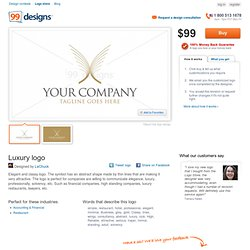 Luxury logo — Ready-made Logo Designs