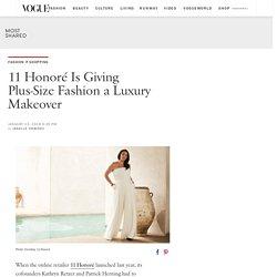 Plus-Size Luxury Retailer 11 Honoré Relaunches