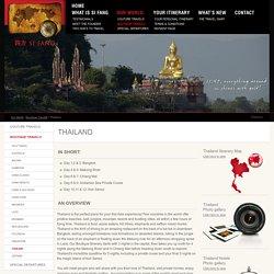 Luxury Travel: Thailand