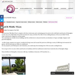 Bali Villas- Balihotel