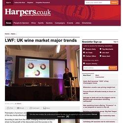 Marché du vin UK