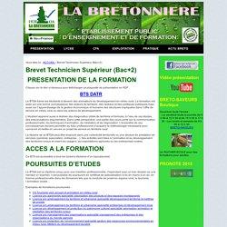 Lycée Agricole et CFA La Bretonnière