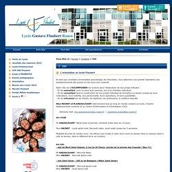 Lycée Flaubert