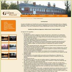 Lycée Gustave Monod - Enghien-les-Bains