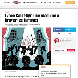 Lycée Saint-Cyr: une machine à broyer les femmes