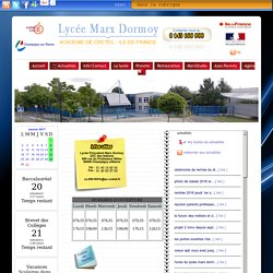Lycée Marx dormoy - 94500 -