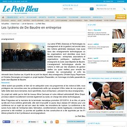 Les lycéens de De Baudre en entreprise - 23/12/2013 - LaDépêche