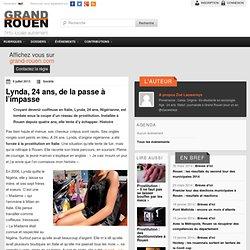 Lynda, Nigériane en Italie