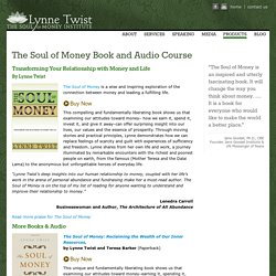 The Soul of Money Book and Audio Course