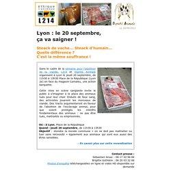 Lyon: le 20 septembre, çavasaigner!