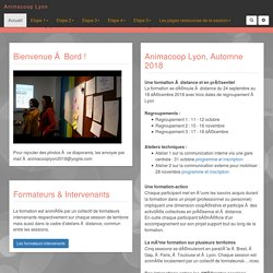 Lyon - automne - 2018 : PagePrincipale