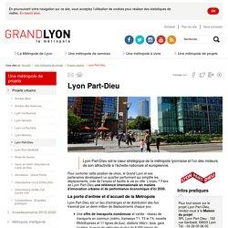 Lyon Part-Dieu - La Métropole de Lyon