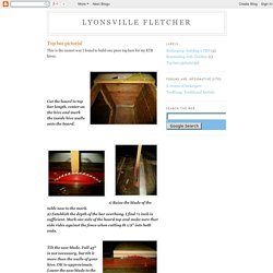 Lyonsville Fletcher: Top bar pictorial