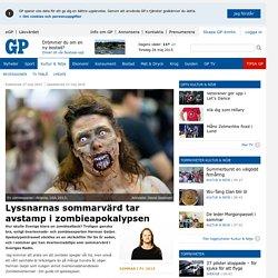 Lyssnarnas sommarvärd tar avstamp i zombieapokalypsen - Kultur & Nöje