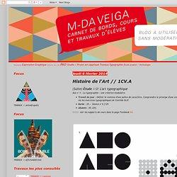 Histoire de l'Art // 1CV.A