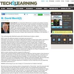 M. David Merril(2)