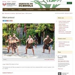 Māori protocol