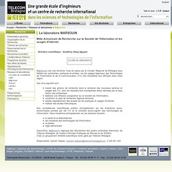 M@rsouin - Réseaux et laboratoires