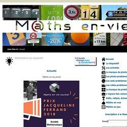 Maths - M@ths en-vie