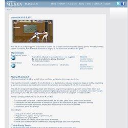 M.U.G.E.N | elecbyte.com
